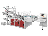 HOT CUTTING SIDE SEALING MACHINE