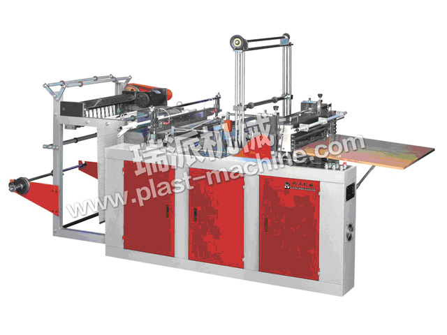 2-4 LINES BOTH FOR VEST BAG AND FLAT BAG MAKING MACHINE