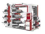 6 COLOR FLEXIBLE PRINTING MACHINE