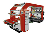 HIGH SPEED 4 COLORE FLEXO PRINTER