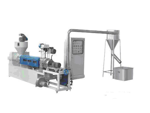 AIR COOLING PLASTIC PELLETIZER