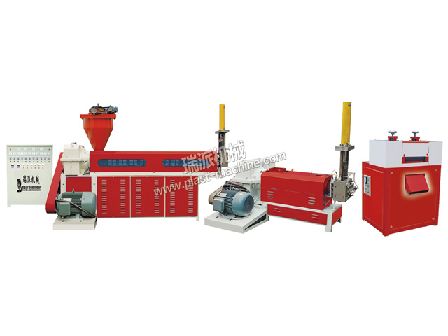 TWO STAGE WATER COOLING RECYCLING MACHINE